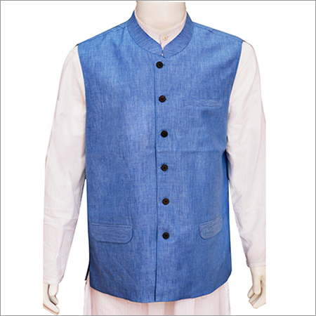 Mens Party Wear Nehru Jacket