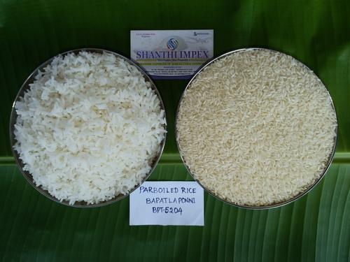 Samba Masoori Parboiled Rice