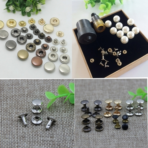 Leather And Shoes Usage Metal Eyelet