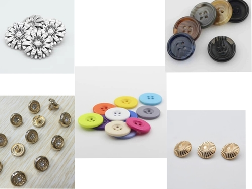 Quality Tested Buttons