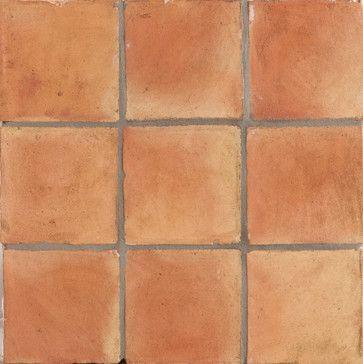Terracotta Floor Tiles - Bangalore Tile Company, No  126/3