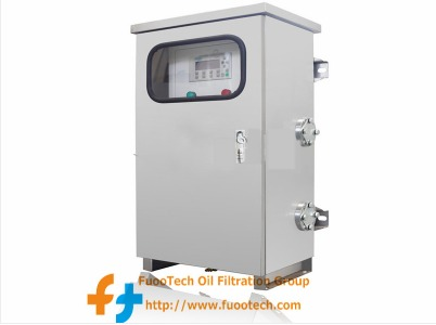 Series FYZ OLTC (On Load Tap Changer) Insulation Oil Purifier