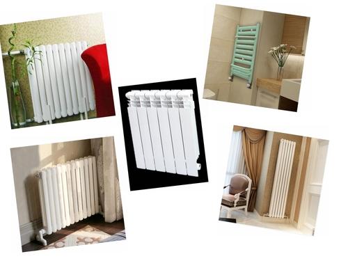 Aluminium Central Heating Radiators