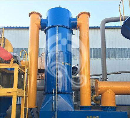 City Waste Plastic Gasifier Pressure: High Pressure