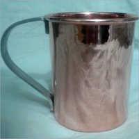 Copper Metal Beer Mug
