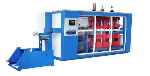 Fh450pp Plastic Lid Forming Machines