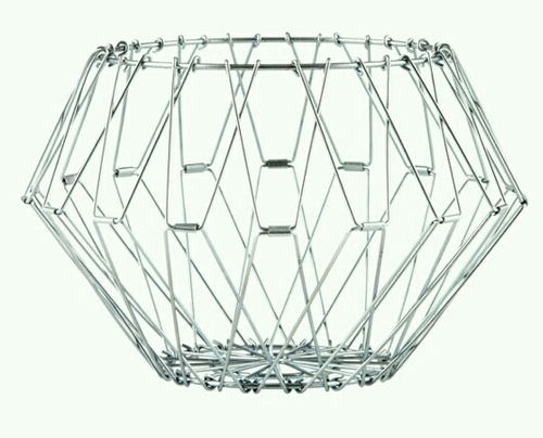 Metal Folding Wire Baskets