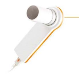 MIR Minispir Computer based Spirometers