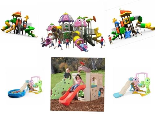 Robust Plastic Amusement Toys