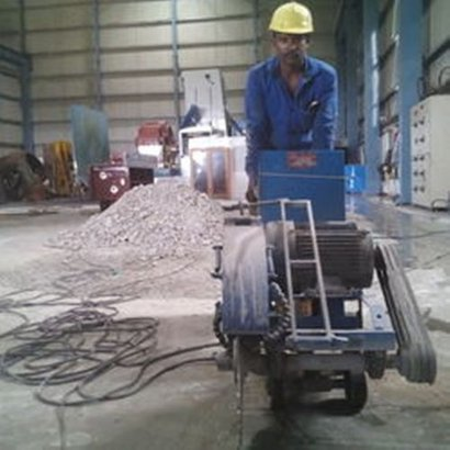 Concrete Cutting Contractor