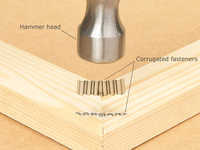 Industrial Corrugated Fasteners
