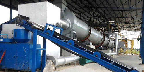 Industrial High Performance Rotary Dryer