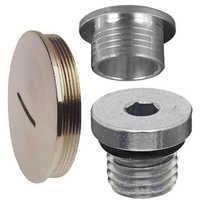 Metal Blanking Plugs