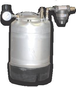 Cold Glue Tank