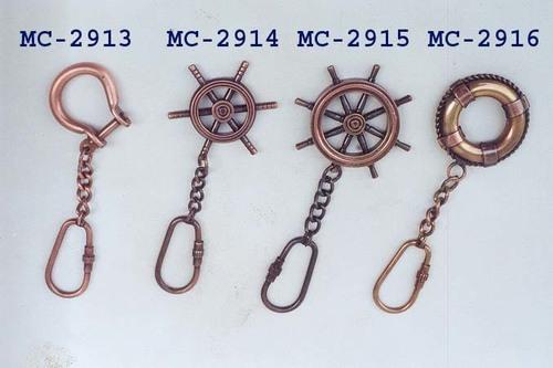 Metal Key Chains in  Baradari