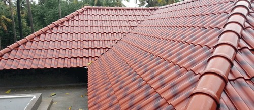 Ceramic Roof Tiles at Best Price in Thrissur, Kerala | CLAY PALACE