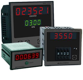 Multispan Temperature Controller