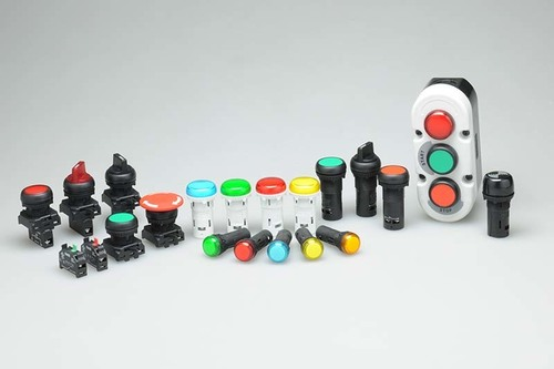 Push Button Actuators And Stations