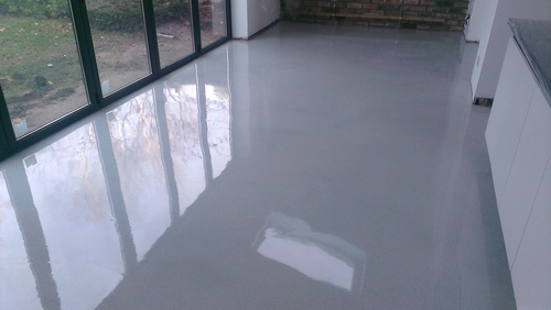 Epoxy Resin Flooring Coatings