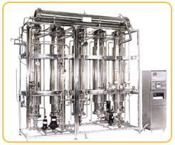 High Grade Multi Column Distilled Water Still