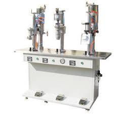Pesticides Filling Machine