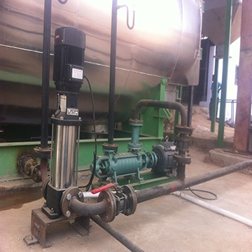 STEAM BOILER PUMP in Ahmedabad, Gujarat - Thermotech Heating Systems