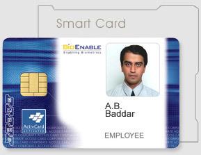 Biometric Smart Cards