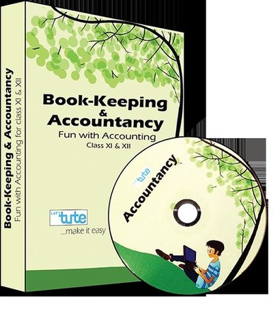 Fun With Accounting For Class Xi And Xii Cd