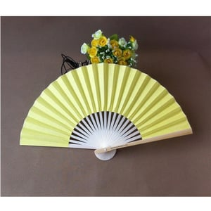 Durable Bamboo Hand Fans