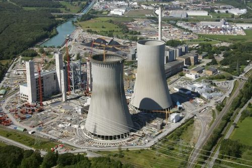 Natural Type Cooling Towers