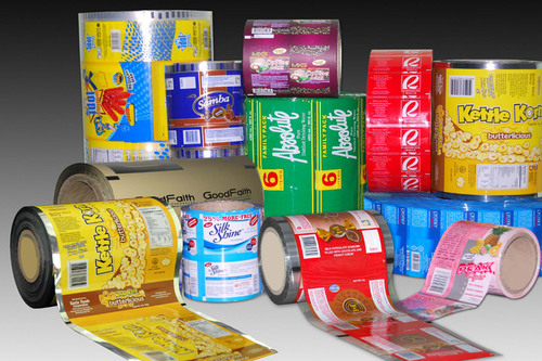 CI Flexo Printing Film