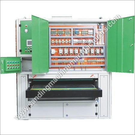 Wide Belt Sanding Machines