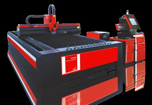 DNE FCCX - CNC Fiber Laser Cutting Machine