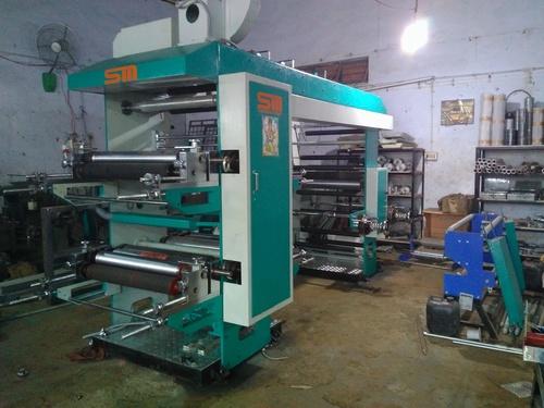 4 color flexo printing machine in  Pratap Nagar