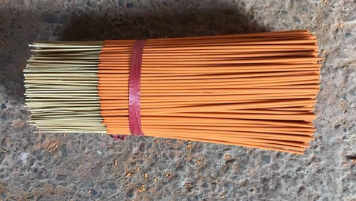 Orange Mosquito Repellent Incense Sticks
