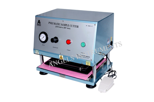 Pneumatic Type Punch And Die Cutter