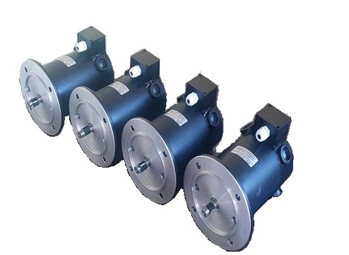 High Performance DC Motor in  Narhe