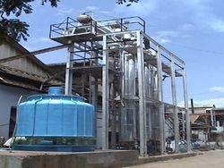 Industrial Multiple Effect Evaporator