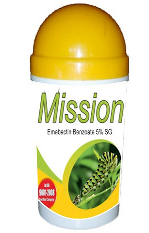 Mission Emamectin Benzoate 5% Sg
