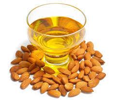 Natural Pure Almond Oil