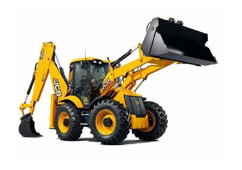 JCB 3DX Excavator