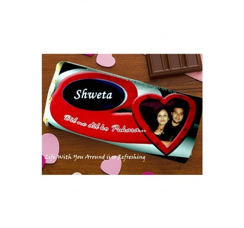 Personalized Chocolate-Marriage Anniversary