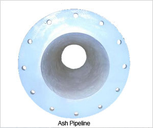 Ash Pipelines Bends And Pipes