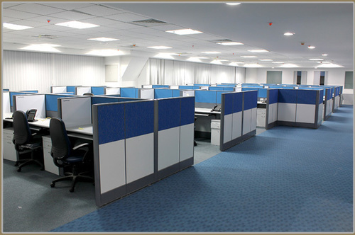 Commercial Sector Interior Designing Services