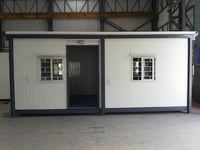 Sintex Prefabricated Bunk House