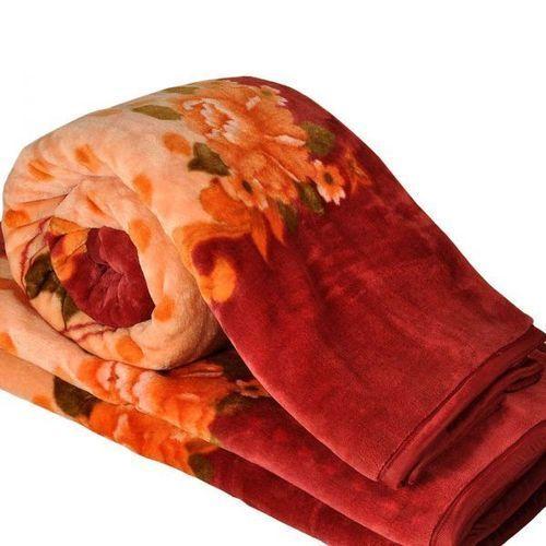 Double Bed Woolen Blanket Material: Wool
