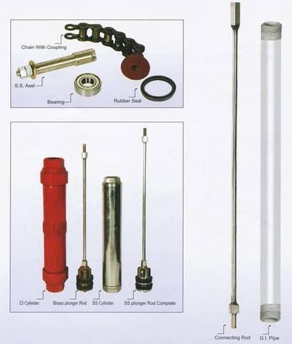 India Mark Ii And Iii Deepwell Hand Pump Spares