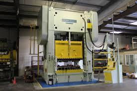 Precision Stamping Machinery