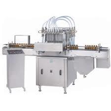 Fully Automatic Liquid Filling Machine in   Gidc