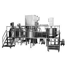 Pharmaceutical Ointment Processing Machine